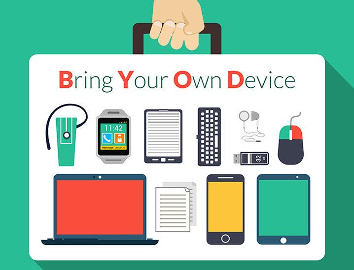 BYODガイドラインとセキュリティ対策、テレワーク時代の私的端末利用とは
