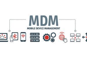 業務でのモバイルデバイス導入に必須!MDMとは?導入の流れ・選び方のポイント